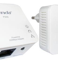 זוג מתאמי רשת על גבי חשמל TENDA P200