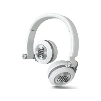 אוזניות קשת JBL Synchros E30 - לבן