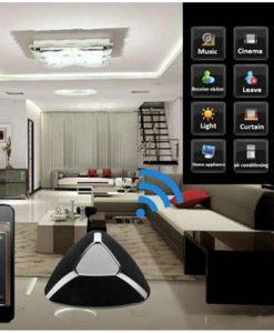 מערכת בקרת בית חכם אלחוטית לשליטה ובקרה על מזגנים