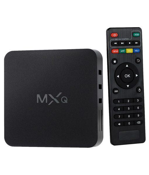 סטרימר MXQ ארבע ליבות 1GB RAM