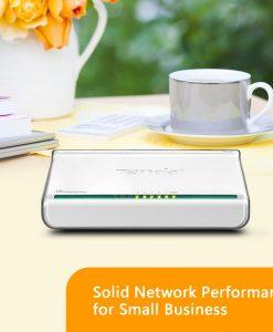 רכזת רשת TENDA S105 5PORT 10-100