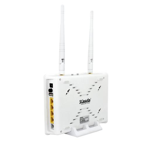 נתב אלחוטי עם מודם Kasda KW-5212 VDSL, נתב משולב מודם לתשתיות בזק מעל 20 Mbps. הפתרון לחיבור אינטרנט באמצעות בזק ללא דמי שכירות.