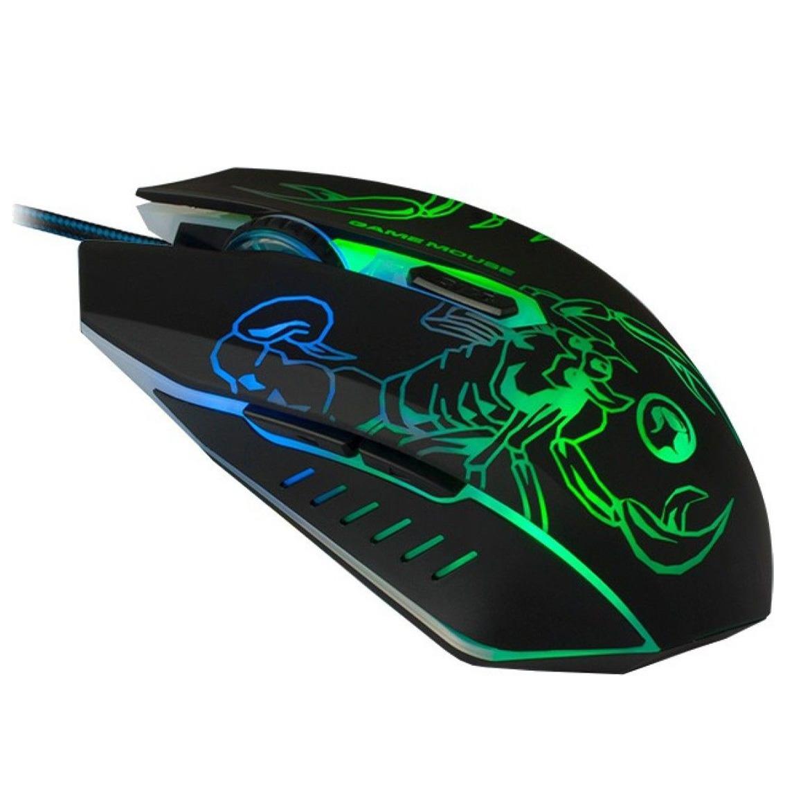 עכבר גיימינג Marvo Gaming Mouse M316