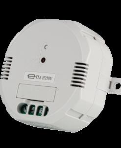 מודול תריס לבית חכם Trust ההופך מפסק תריס רגיל למפסק תריס חכם המאפשר פתיחה וסגירה של התריס החשמלי שלכם בבית באמצעות הסמארטפון.