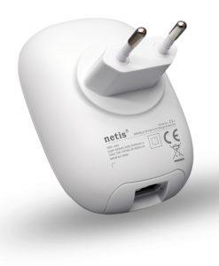 מגדיל טווח אלחוטי +NETIS E1